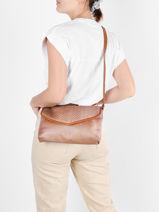 Crossbody Bag Authentic Tresse Torrow Pink authentic tresse TATT01-vue-porte
