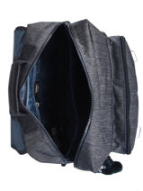 Cartable 2 Compartiments Kipling Bleu back to school 21092-vue-porte