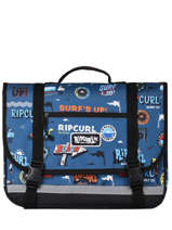 Satchel 2 Compartments Rip curl Blue surfboard collection BBPCI3SS