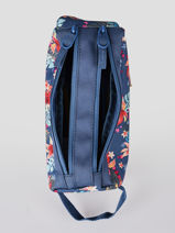 Kit 2 Compartments Rip curl Blue havana floral LUTLD1HF-vue-porte