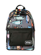 Backpack 2 Compartments Rip curl Black surfboard collection BBPCB3SC