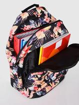 Backpack 2 Compartments Rip curl Multicolor calliope LBPPS1CA-vue-porte
