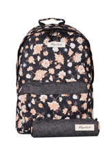 Backpack With Matching Pencil Case Rip curl Black surf gypsy black LBPPZ1SG