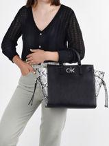 Sac Trapeze Sportswear Calvin klein jeans sportswear K608315-vue-porte