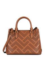 Top Handle Dryden Leather Lauren ralph lauren Brown dryden 31824872