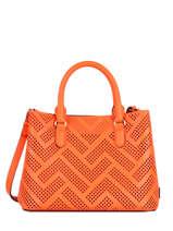 Top Handle Dryden Leather Lauren ralph lauren Orange dryden 31824872