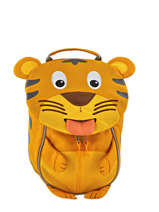 Backpack Affenzahn Brown small friends AFZ-FAS4