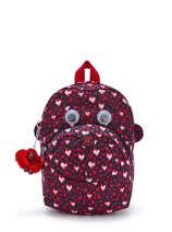Mini Backpack Kipling Pink back to school 253