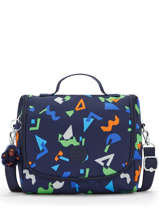Lunch Bag 1 Compartment Kipling Blue back to school 15289