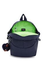 Backpack Mini Kipling Black back to school - 00014989-vue-porte