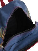 Backpack Fc barcelone Blue barca 193F201S-vue-porte