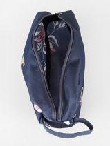 Toiletry Kit Roxy Blue luggage RJBL3241-vue-porte