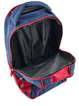 Wheeled Backpack 2 Compartments Fc barcelone Black 1899 173B204R-vue-porte