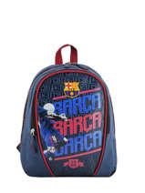 Backpack Fc barcelone Blue barca 193F201S