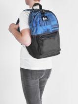 Backpack Quiksilver kids QBBP3003-vue-porte