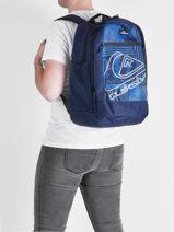Backpack 2 Compartments Quiksilver accessories QYBP3111-vue-porte