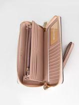 Wallet Leather Michael kors money pieces T1GJ6T3U-vue-porte