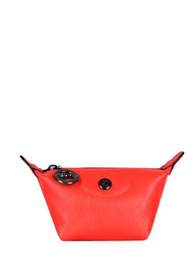 Longchamp Le pliage cuir Porte-monnaie
