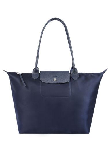 Longchamp Le pliage neo Hobo bag Black