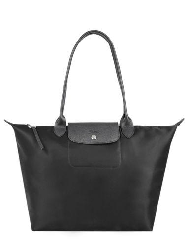Longchamp Le pliage neo Besaces Noir