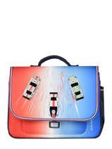 Satchel It Bag Mini Boy 2 Compartments Jeune premier Multicolor daydream boys B