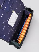 Satchel It Bag Mini Boy 2 Compartments Jeune premier Silver daydream boys B-vue-porte