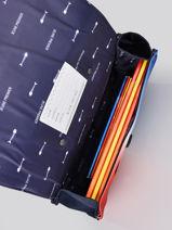 Satchel It Bag Mini Boy 2 Compartments Jeune premier Multicolor daydream boys B-vue-porte