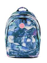 Backpack 2 Compartments Rip curl Multicolor wash LBPQT4