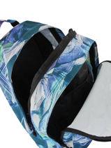 Backpack 2 Compartments Rip curl Multicolor wash LBPQT4-vue-porte