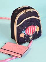 Backpack Ralphie Girl Jeune premier Gold daydream girls G