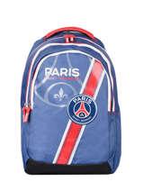 Bacpack Ici C'est Paris 2 Compartments Paris st germain Blue ici c'est paris 213P204I