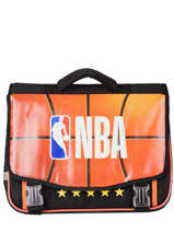 Cartable 2 Compartiments Nba Black ball 193N203S