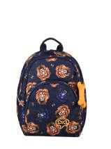 Mini Backpack Laurel Boys Stones and bones Blue boys B