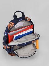 Mini Backpack Laurel Boys Stones and bones Blue boys B-vue-porte