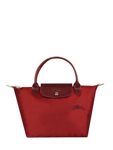 Longchamp Le pliage green Sacs porté main Rouge