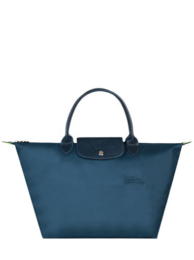 Longchamp Le pliage green Handbag Blue