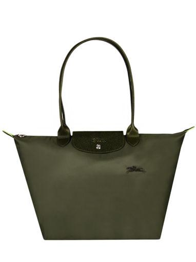 Longchamp Le pliage green Hobo bag Black
