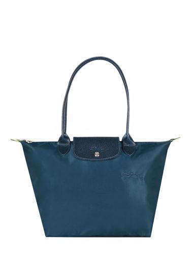 Longchamp Le pliage green Hobo bag Blue