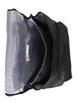 Wheeled Schoolbag 2 Compartments Lego Black ninjago 4-vue-porte