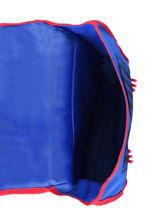 Backpack Mini Mickey Blue stripe MICEI06-vue-porte