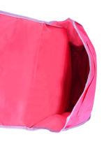 Cartable 1 Compartiment Minnie Rose dot MINEI06-vue-porte