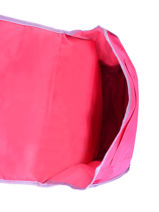 Schoolbag 1 Compartment Minnie White dot MINEI06-vue-porte