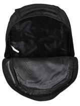 Backpack 2 Compartments Nba Black basket 193N204B-vue-porte
