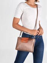 Shoulder Bag Maya Lancaster maya 27-vue-porte