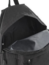 Sac à Dos 1 Compartiment Miniprix Noir basic 8008-vue-porte