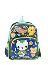 Backpack Mini Miniprix Pink maternel 7703
