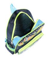 Backpack Mini Miniprix Pink maternel 7703-vue-porte