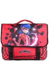 Satchel Ladybug Miraculous Red flocon 22240LTF