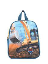 Mini Backpack Heroes My favorite Blue heroes 456540