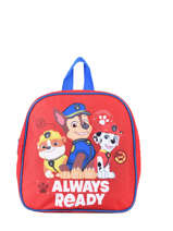 Backpack mini 1 compartment-PAW PATROL
